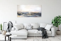 Painting-on-Canvas-on-the-wall-modern