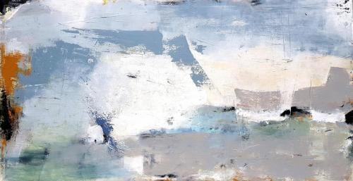 Akrilas - drobė, 200x100 cm.  Kaina | Price 400€