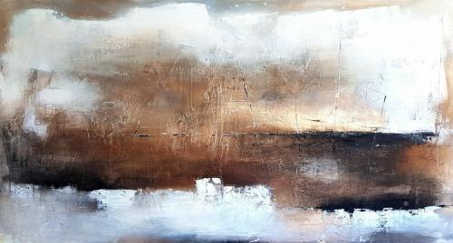 Akrilas - drobė, 130x70 cm.  Kaina | Price 150€