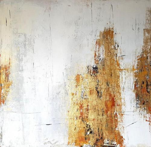 Julius Dirsė 102 x 102cm kaina   Price 150€